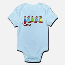 Budgies- Christmas Infant Bodysuit