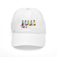 Budgies- Christmas Baseball Cap