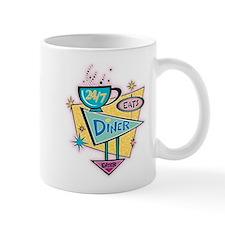 Big Cup Diner Small Mug
