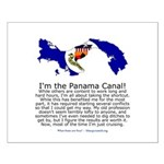 Panama Canal Small Poster