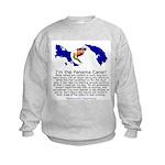 Panama Canal Kids Sweatshirt