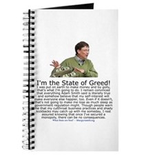 State of Greed Journal
