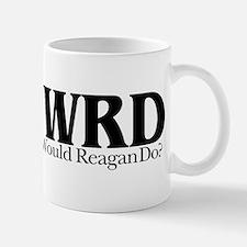 WWRD What Would Reagan Do Mug