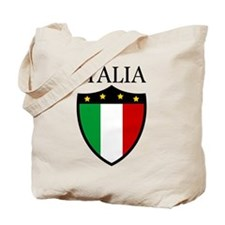 Italy - Crest Tote Bag