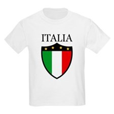 Italy - Crest T-Shirt