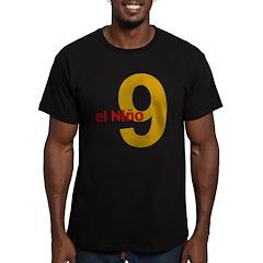 Spain - Torres Men's Fitted T-Shirt (dark)