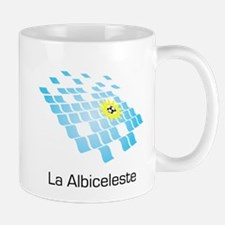 Argentina - Albiceleste Mug