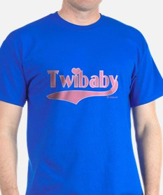 Twibaby Pink T-Shirt