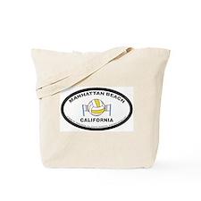 Manhattan Beach Tote Bag3