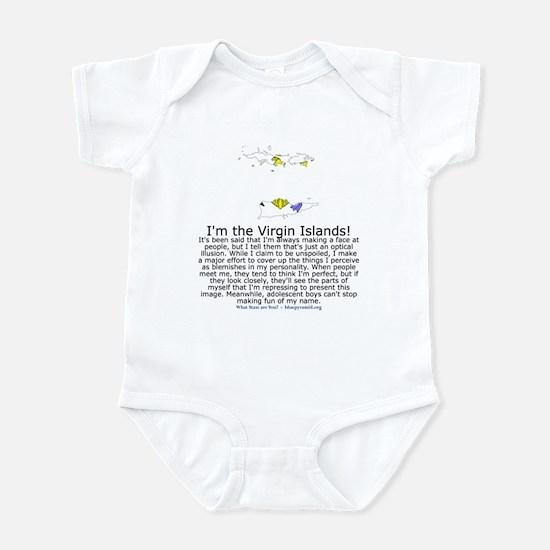 Virgin Islands Infant Bodysuit