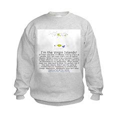 Virgin Islands Sweatshirt