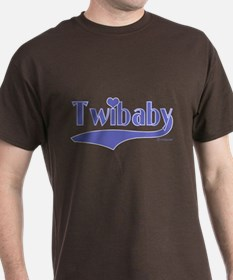 Twibaby Blue T-Shirt