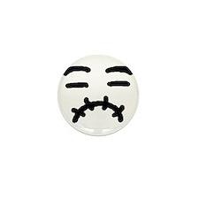 Mini Stitchface Button (10 pack)