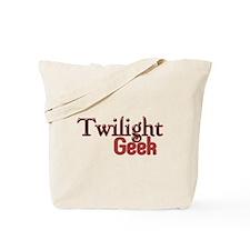 Twilight Geek Tote Bag