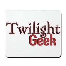 Twilight Geek Mousepad