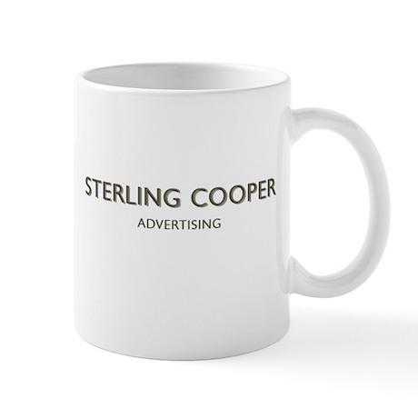 Sterling Cooper Advertising Mug by madmentv