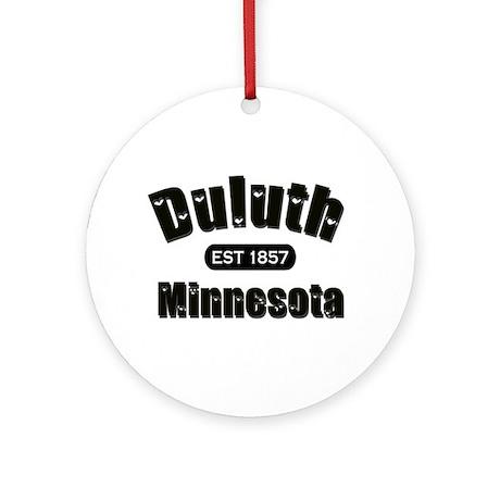 Duluth Established 1857 Ornament (Round)