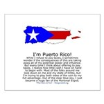 Puerto Rico Small Poster