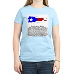 Puerto Rico Women's Light T-Shirt