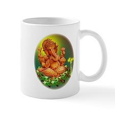 Golden Ganesh Mug