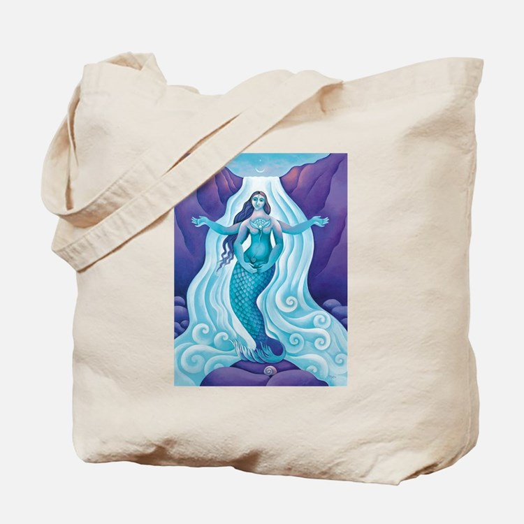 The Awakened Aphrodite Tote Bag