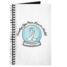 Snowglobe Lung Cancer Journal