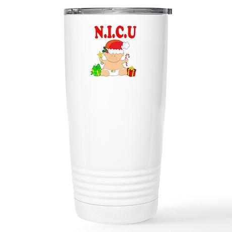 N.I.C.U. Stainless Steel Travel Mug