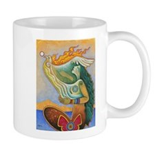 Rooted in Reverence, Seated in Spirit Small Mug