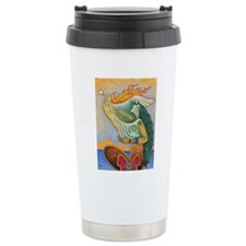 Rooted in Reverence, Seated in Spirit Thermos Mug