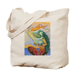 Rooted in Reverence, Seated in Spirit Tote Bag