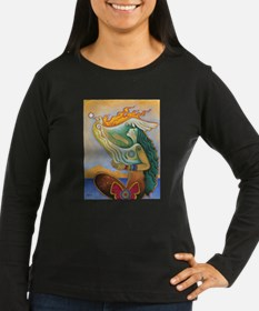 Rooted in Reverence, Seated in Spirit T-Shirt