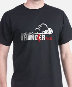 Rolling Thunder Red T-Shirt