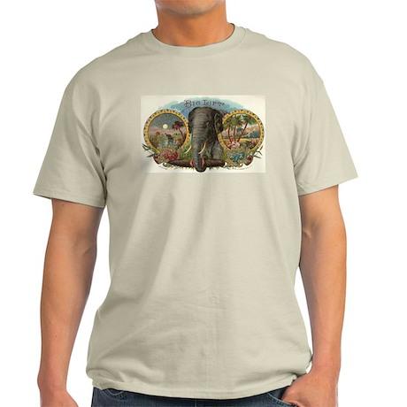 Vintage Cigar Label Light T-Shirt