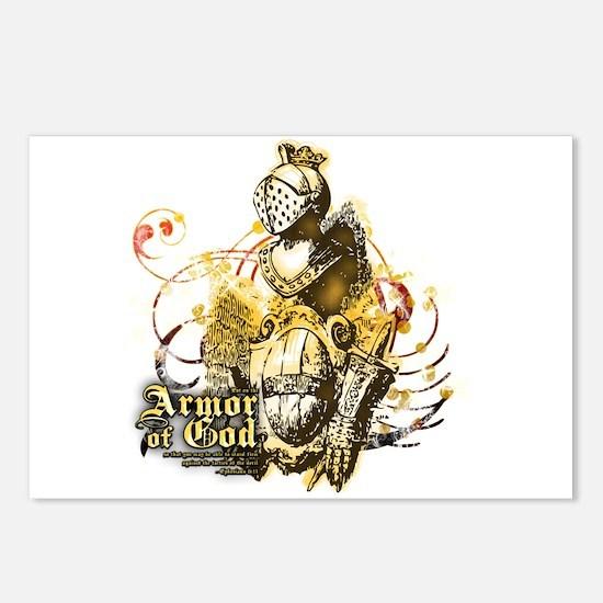 Unique Catholic saints Postcards (Package of 8)
