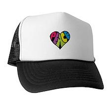 Dark Peace Trucker Hat