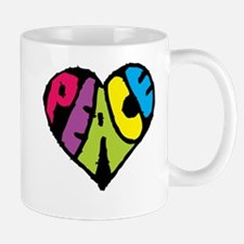 Dark Peace Small Small Mug