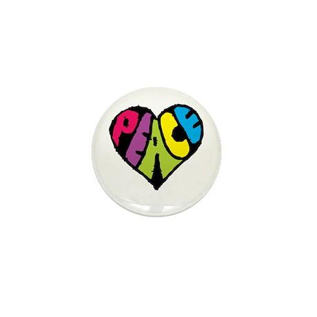 Dark Peace Mini Button