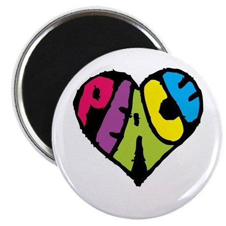 Dark Peace Magnet