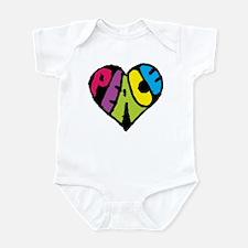 Dark Peace Infant Bodysuit