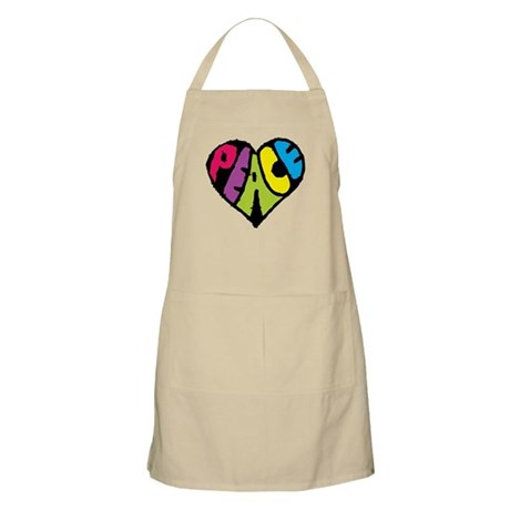 Dark Peace Apron