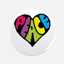 "Dark Peace 3.5"" Button"