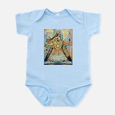 Olivia Cloud Walker Infant Bodysuit