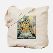 Olivia Cloud Walker Tote Bag