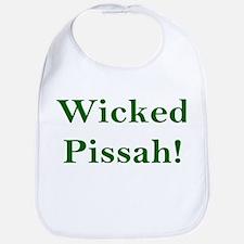 Wicked Pissah! Bib