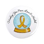 Appendix Cancer Snowglobe 3.5