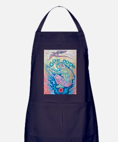 Sunrise Ruby Apron (dark)