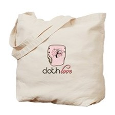 Cloth Love Tote Bag