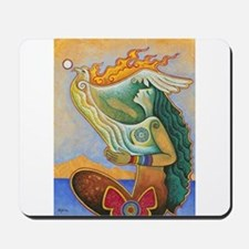 Rooted in Reverence Mousepad