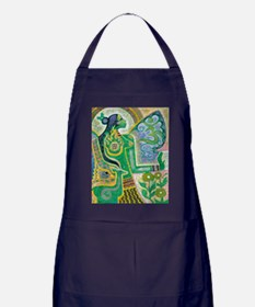 Strength of Heart Apron (dark)