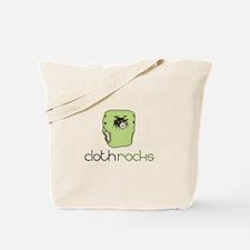 Cloth Rocks Tote Bag